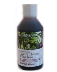 Hilton Herbs Equine General Health -  Coal Tar Neem Tea Tree Shampoo