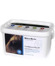 Hilton Herbs Equine Nerves & Hormones - Confidence Plus Valarian Free