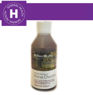 Hilton Herbs Equine General Health Horse Chestnut Shampoo