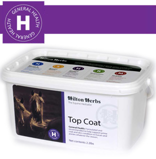 Hilton Herbs Equine General Health - Top Coat