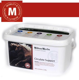 Hilton Herbs Equine Mobility Circulate Support