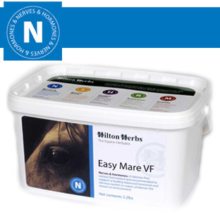Hilton Herbs Equine - Nerves & Hormones - Easy Mare Valerian Free VF