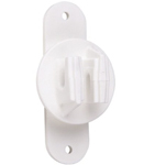 Heavy Duty Line Post Insulators - White