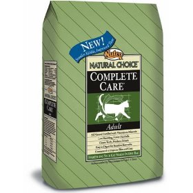 Nurto Complete Care Cat Food