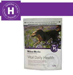 Hilton Herbs Canine General Health Vital Daily Health