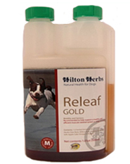 Hilton Herbs Canine Mobility - Releaf Gold