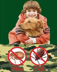 ShooTAG Canine Insect Control - Flea & Tick  - Camo