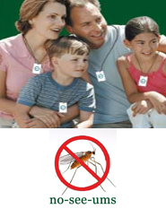 Shootag Insect Control People - No-See-Ums