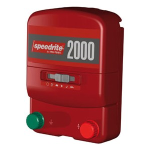 Speedrite Fence Charger 2000