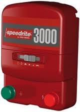 Speedrite Fence Charger 3000
