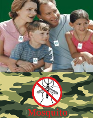 Shoo!TAG Personal Insect Control - Mosquito (Camouflage)