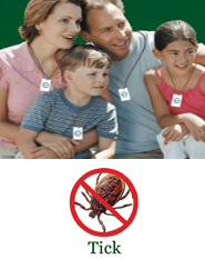Shoo!TAG Personal Insect Control - Tick