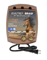 ElectroBraid EAC50M-EB AC Low Impedance Energizer, 50-Mile