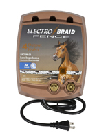 ElectroBraid EAC75M-EB AC Low Impedance Energizer, 75-Mile