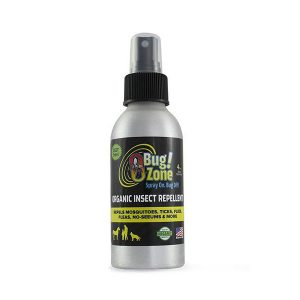 0Bug!Zone Organic Insect Repellent Spray