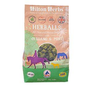 Hilton Herbs Herballs – The Natural Reward!