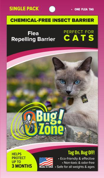0BuzZone Cat Flea Single