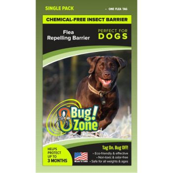0Bug!Zone Dog Flea Single