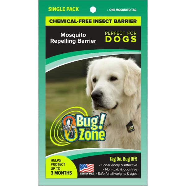 0Bug!Zone Dog Mosquito Single