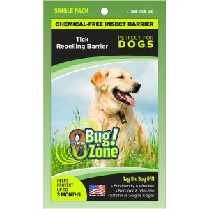 0Bug!Zone Dog Tick Single Pack