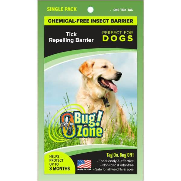 0Bug!Zone Dog Tick Single