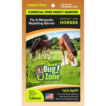 0Bug!Zone Horse Fly & Mosquito Double