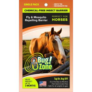 0Bug!Zone Horse Fly & Mosquito Single Pack