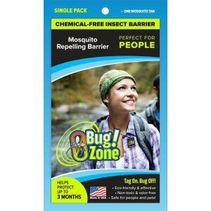 0Bug!Zone People Mosquito Single Pack