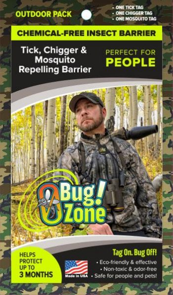 0Bug!Zone People Outdoor Camo Pack