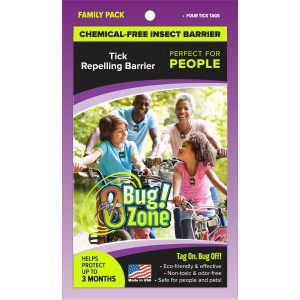 0Bug!Zone People Tick Family Pack