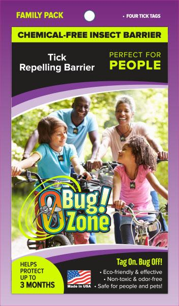 0Bug!Zone People Tick Family