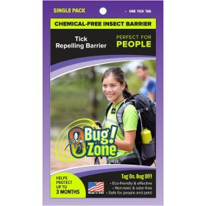 0Bug!Zone People Tick Single Pack