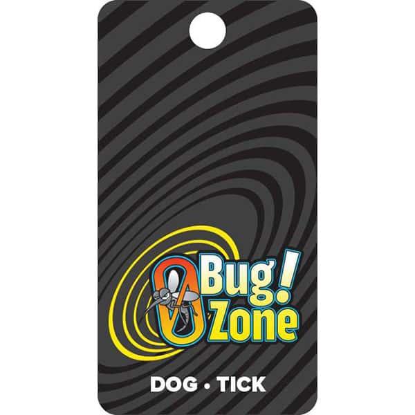 0Bug!Zone Flea & Tick Tag Bag