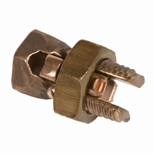 Copper Split Bolt Connectors (10 Per Pk)