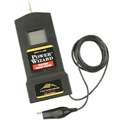 Electrobraid Digital Volt Meter