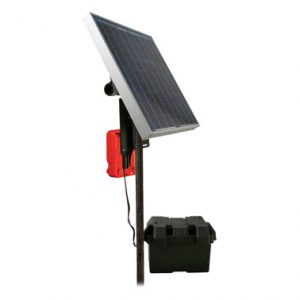 SpeedRite 3000 With 40 Watt Solar Panel For Up To 25 Acres