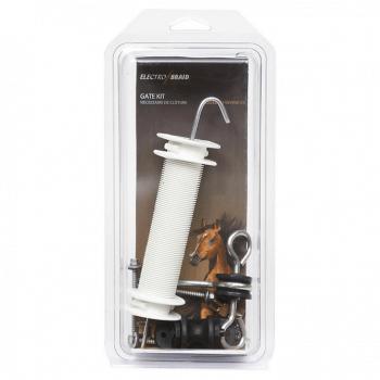 Electrobraid Fence Spring Handle Gate Kit