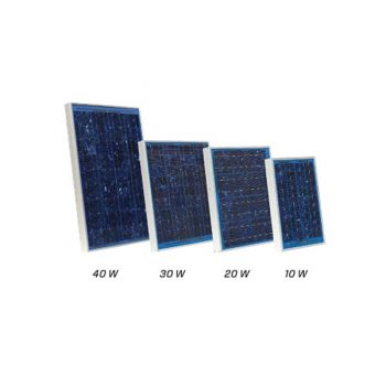 Electrobraid Fence SpeedRite Solar Panels
