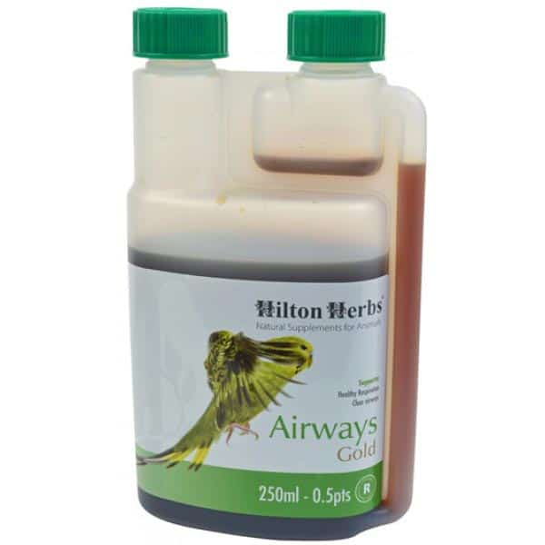 Hilton Herbs AIRWAYS GOLD