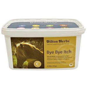 Bye Bye Itch