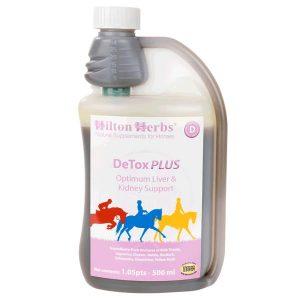 Hilton Herbs Detox PLUS