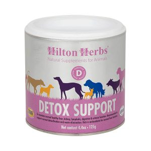 Hilton Herbs Canine Detox Support
