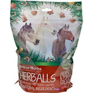Hilton Herbs Holiday Herballs – The Natural Reward!