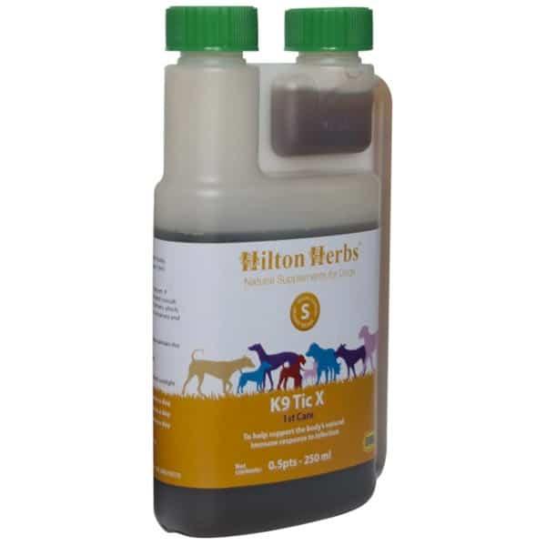 Hilton Herbs K9 Tic X 1st Care