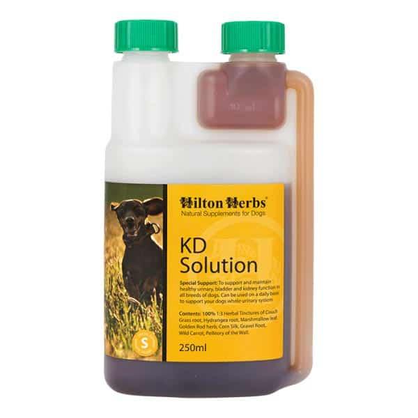 Hilton Herbs KD Solution