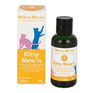 Hilton Herbs Kitty Mew'n 1.69 Fl Oz