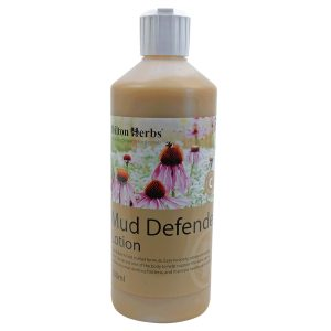 Hilton Herbs Mud Defender Lotion 1.05 Pints