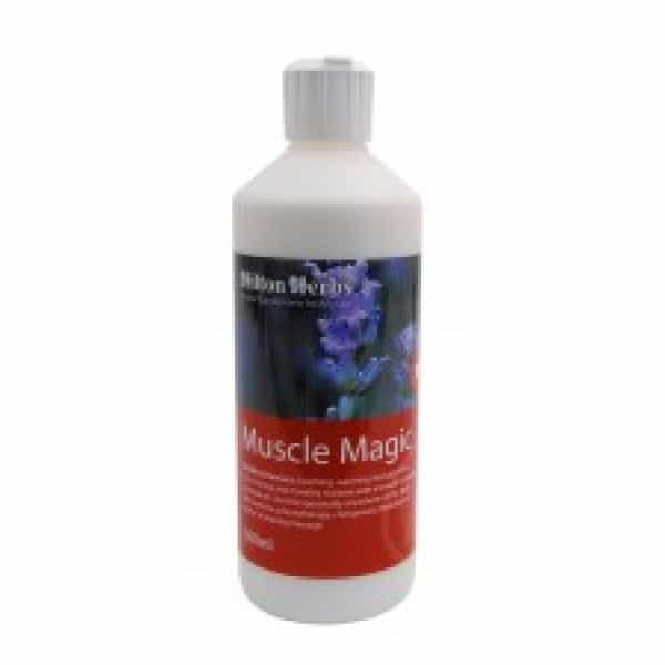 Hilton Herbs Muscle Magic