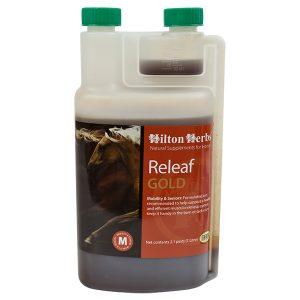 Hilton Herbs Equine Releaf Gold