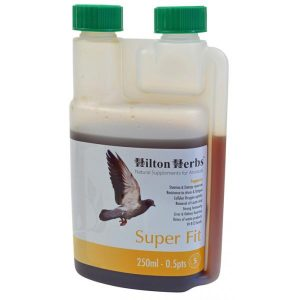 Hilton Herbs Super Fit